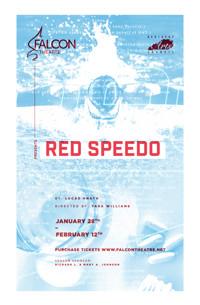 Red Speedo in Cincinnati