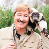 Peter Gros of Mutual of Omaha���s: Wild Kingdom in Los Angeles
