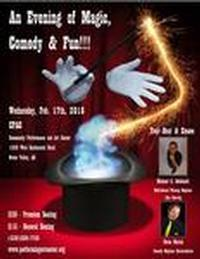 An Evening Of Magic, Comedy And Fun in Tucson