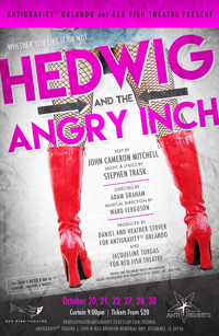 Hedwig and The Angry Inch in Orlando