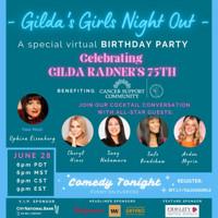 Gilda's Girls Night Out! in Columbus Logo