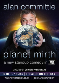 PLANET MIRTH in South Africa