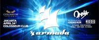 Armada Night : Omnia, Alexander Bergheau & Rodg in Indonesia