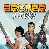 Archer Live! in Broadway