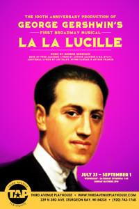 La La Lucille in Broadway