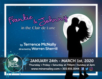 Frankie and Johnny in the Clair de Lune in Denver