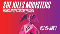 She Kills Monsters - Young Adventurers Edition in Sarasota