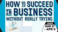 HOW TO SUCCEED IN BUSINESS...TRYING in New Jersey