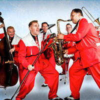 Swing'n the Holidays featuring The Jive Aces in Los Angeles