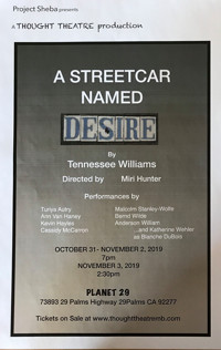 A Streetcar Named Desire in Palm Springs