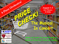 Price Check! The Musical - In Concert in Broadway