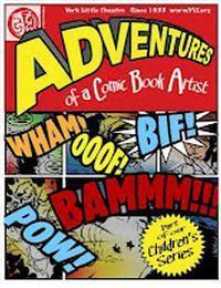 Adventures of a Comic Book Artist in Central Pennsylvania