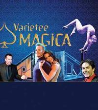 Variety Show MAGICA in Finland