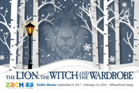 The Lion, The Witch, and The Wardrobe in Broadway