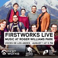 FirstWorks Live—Voces de los Andes in Rhode Island