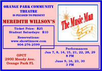 The Music Man in Jacksonville