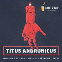 Titus Andronicus in Atlanta