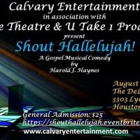 SHOUT HALLELUJAH! in Houston