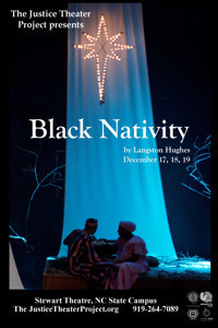 Black Nativity by Langston Hughes in Raleigh