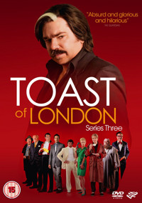 Toast of London Fan Reading in Central New York