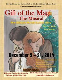 Gift of the Magi: The Musical in Los Angeles
