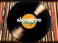 Signature Vinyl in Washington, DC Logo