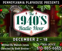 The 1940's Radio Hour in Philadelphia