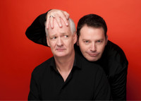 Colin Mochrie and Brad Sherwood - Scared Scriptless in Connecticut