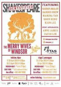 The Merry Wives of Windsor in Malaysia