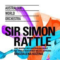 Australian World Orchestra conducted by Sir Simon Rattle in Australia - Melbourne