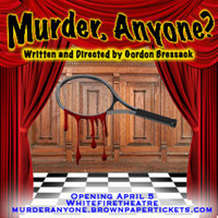 MURDER, ANYONE? in Broadway