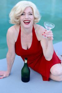 """Marilyn Monroe: The Last Interview"" in Broadway"