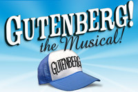 Gutenberg! The Musical! in Broadway