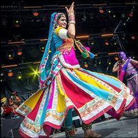 Bollywood Masala Orchestra and Dancers of India in Santa Barbara