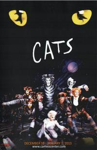 Andrew Lloyd Webber's CATS  in San Antonio