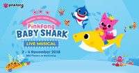 Pinkfong Baby Shark Live Musical in Singapore
