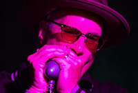 Mark Hummel's Blues Harmonica Blowout  in Sacramento