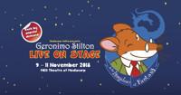 Geronimo Stilton Live In The Kingdom Of Fantasy 2018 in Broadway