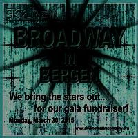 Broadway in Bergen gala fund raiser in New Jersey