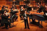 Menuhin Competition Opening Concert, Ut Symphony Orchestra in Broadway