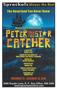 Peter and the Starcatcher in San Francisco