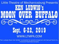 Ken Ludwig's Moon Over Buffalo in Central Pennsylvania