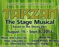 Tarzan, The Stage Musical in Houston