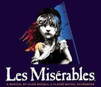 Les Miserables in Broadway