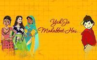 Yeh Jo Mohabbat Hai in India