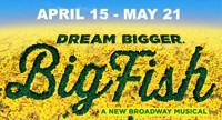 Big Fish in Broadway