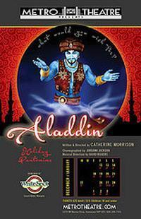 Aladdin - A Holiday Pantomime in Vancouver