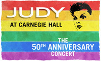 Judy Garland at Carnegie Hall: The 50th Anniversary Concert in Los Angeles