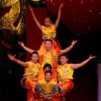 The Peking Acrobats in Santa Barbara