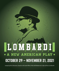 Lombardi A New American Play in Indianapolis